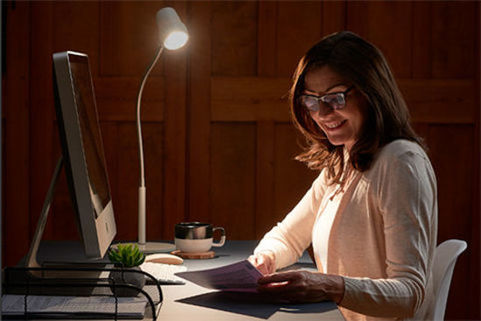 How light affects productivity and wellbeing