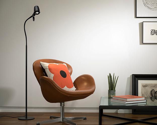 Lounge Reading Lights Led And Halogen Living Room Reading Lights