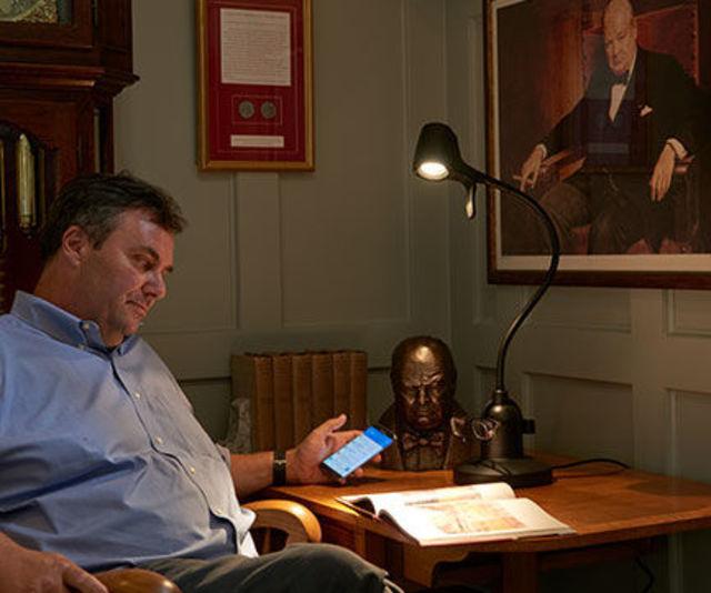 High Definition Reading Light for Study - Churchill